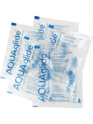 Aquaglide Lubricant Gel Long Lasting 3Ml Sachets X 10